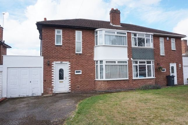 3 bed semi-detached house for sale in Rosslyn Road, Walmley, Sutton Coldfield
