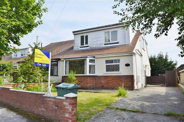 Thumbnail Semi-detached house for sale in Graham Road, Cabus, Preston