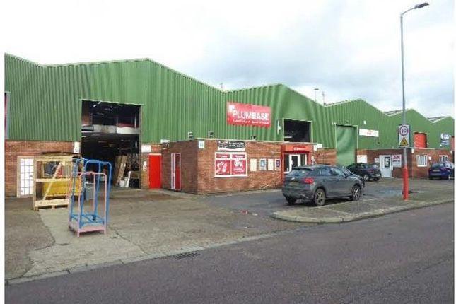 Thumbnail Warehouse to let in Unit 12 Twickenham Road, Union Park, Norwich