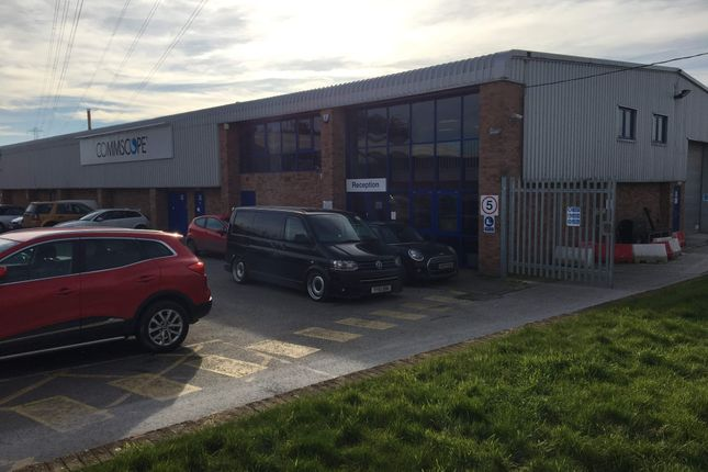 Thumbnail Industrial to let in 10 Rye Close, Malton, N Yorks