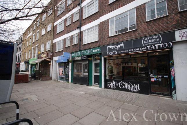 Thumbnail Retail premises for sale in Camden Road, London