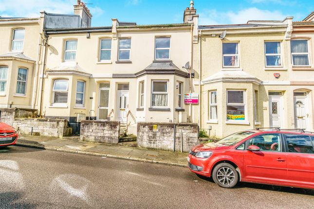 2 bed terraced house for sale in Ocean Street, Keyham, Plymouth