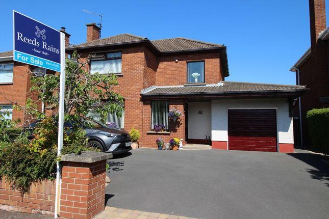 Thumbnail Detached house for sale in Alexander Park, Carrickfergus