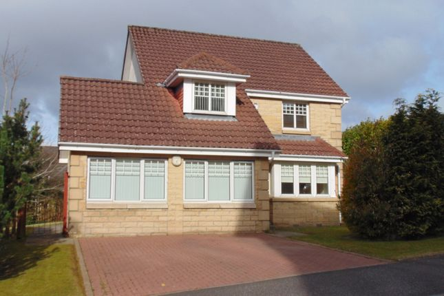 Thumbnail Detached house to rent in Lindsay Gardens, Bathgate