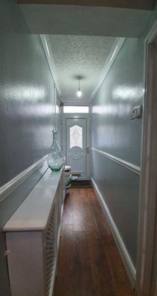 Hallway of Pencai Terrace, Treorchy CF42