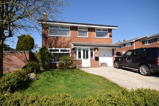 Thumbnail Detached house for sale in Bankfield, Westhoughton