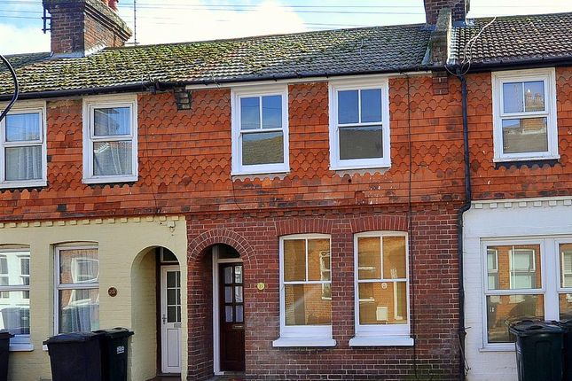 2 bed terraced house to rent in Lower Road, Old Town, Eastbourne