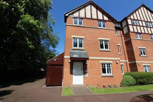 Thumbnail Flat to rent in York House, Scholars Park, Darlington