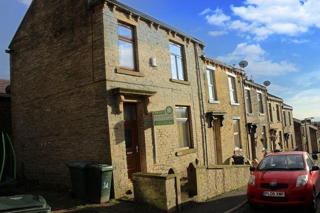 Thumbnail End terrace house to rent in Orleans Street, Buttershaw, Bradford