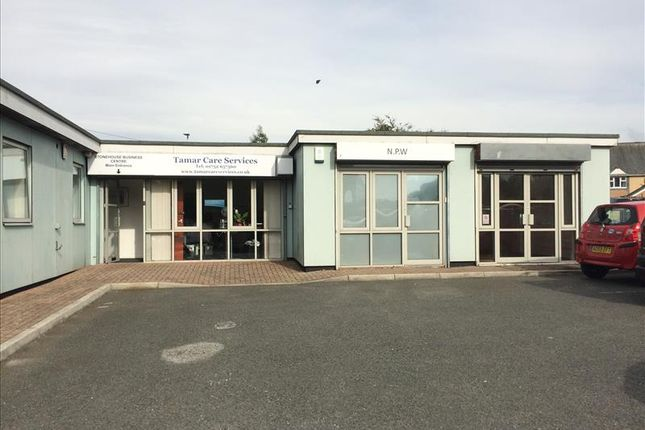 Thumbnail Office to let in Stonehouse Business Centre, Waterloo Close, Stonehouse, Plymouth, Devon