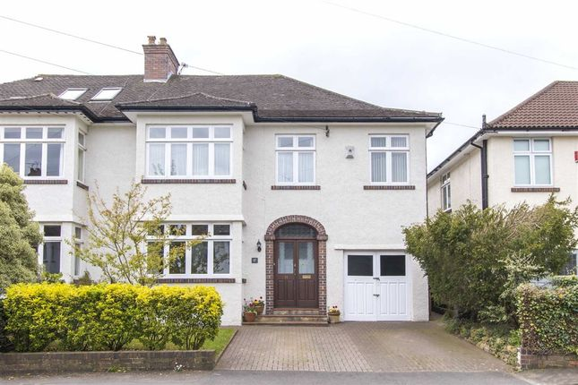 Thumbnail Property for sale in St Oswalds Road, Redland, Bristol