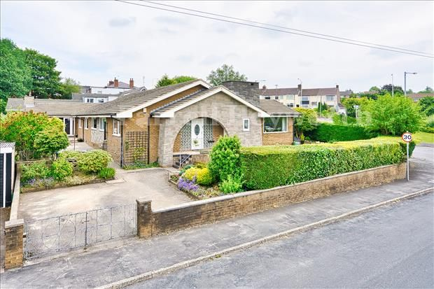 Thumbnail Bungalow for sale in Clover Road, Chorley