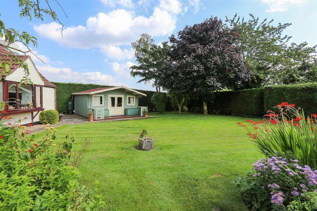 Garden of Chesterfield Road, Hardstoft, Chesterfield S45