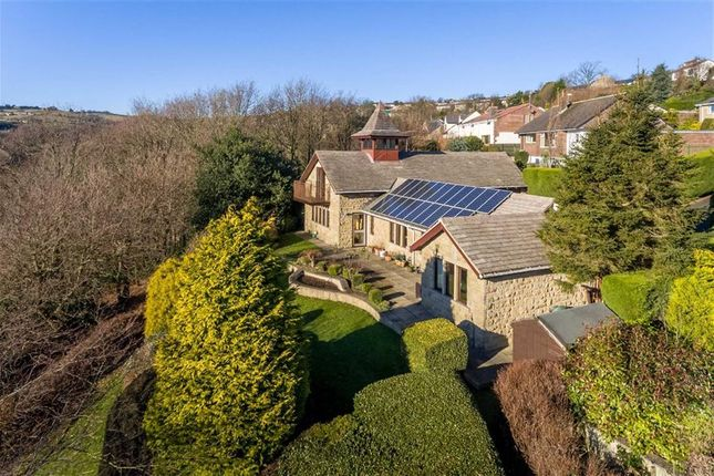 Thumbnail Detached house for sale in Crow Wood, 17, Broad Lane, Upperthong
