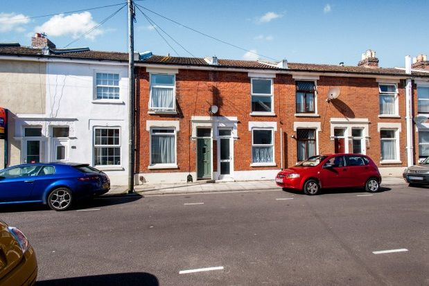 Thumbnail Property to rent in Londesborough Road, Southsea