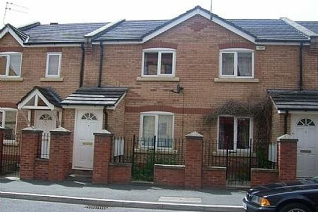 Thumbnail Property to rent in Upper Moss Lane, Hulme, Manchester