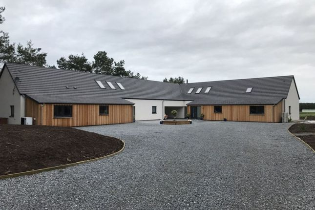 Thumbnail Detached house for sale in Mid Buthill, Roseisle, Elgin