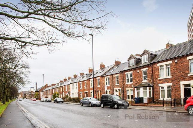Thumbnail Maisonette for sale in Claremont Road, Newcastle Upon Tyne