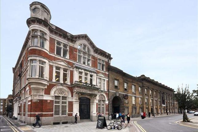 Serviced office to let in Elim Estate, Weston Street, London