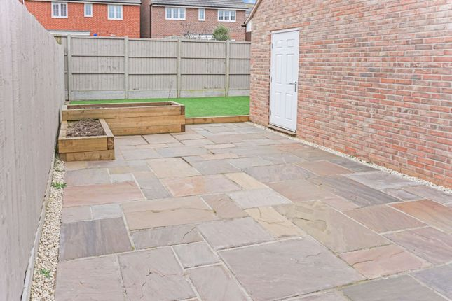 Rear Garden of Maygreen Avenue, Cotgrave, Nottingham NG12