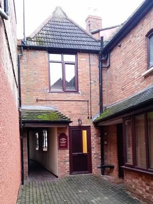 Office to let in Office 4, Clifton Court, 48, High Street, Newport Pagnell