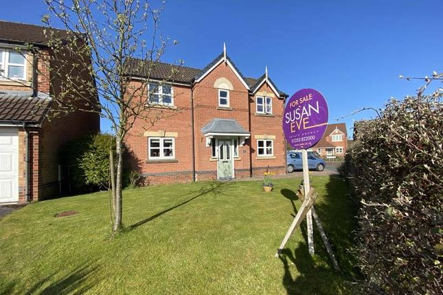 Thumbnail Detached house for sale in Usk Avenue, Thornton-Cleveleys