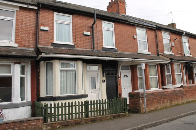 3 bed terraced house to rent in Kings Street, Eastwood