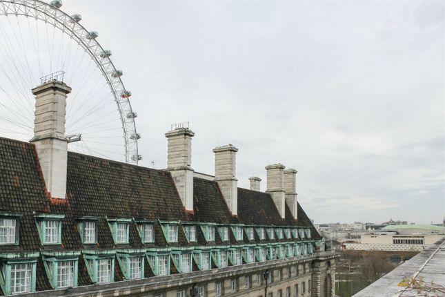 1 bed flat for sale in South Block, County Hall, Belvedere Road, London