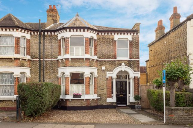 Thumbnail Semi-detached house for sale in Kingston Road, London