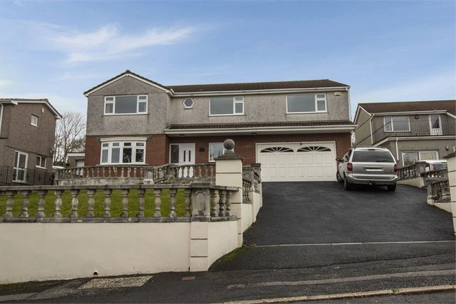 Thumbnail Detached house for sale in Devonia Close, Plymouth, Devon
