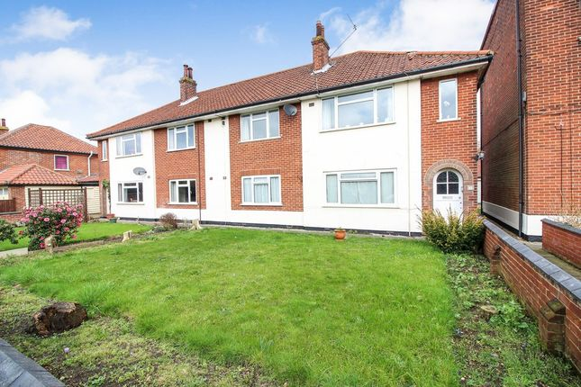 Thumbnail Flat for sale in Patricia Road, Norwich