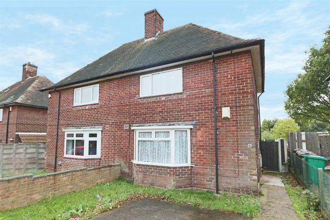 2 bed semi-detached house for sale in Longmead Drive, Daybrook, Nottingham