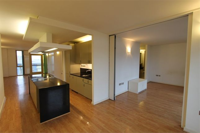 Thumbnail Flat to rent in Becquerel Court, West Parkside, London