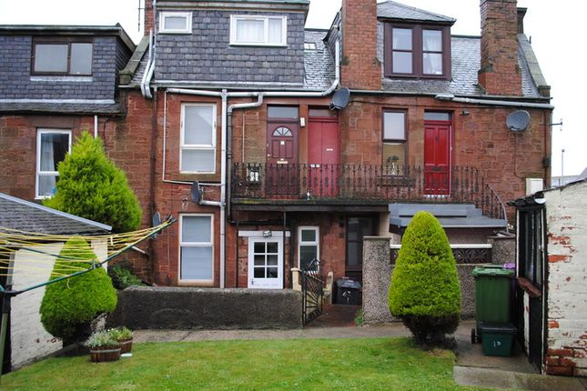 Thumbnail Flat to rent in Hill Road, Arbroath