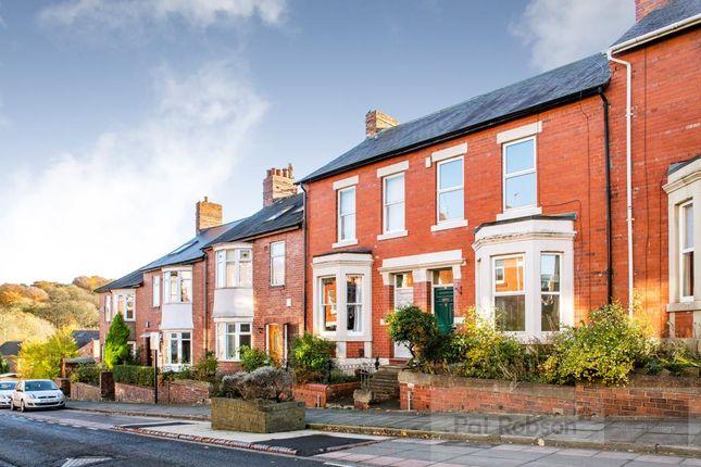 Thumbnail Terraced house for sale in Springbank Road, Sandyford, Newcastle Upon Tyne