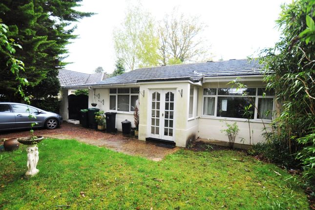 Thumbnail Bungalow to rent in Oakhurst Road, West Moors, Ferndown