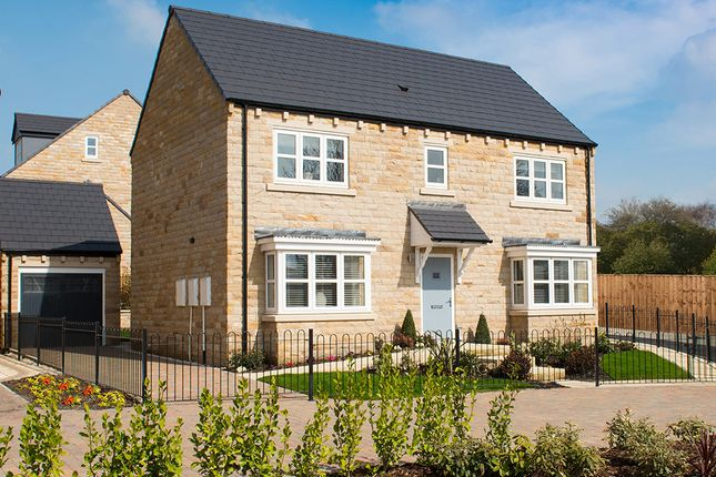 "Thumbnail Detached house for sale in ""The Oakwood"" at Low Hall Road, Horsforth, Leeds"