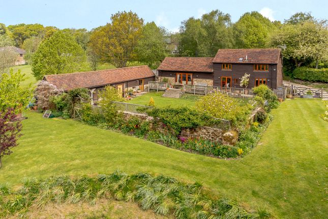 Thumbnail Barn conversion for sale in Hammerpond Road, Plummers Plain, Horsham, West Sussex
