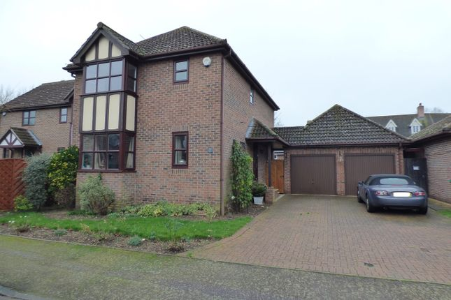 Thumbnail Detached house for sale in Riverview Way, Kempston, Bedford