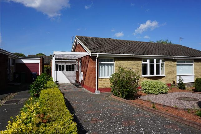 Thumbnail Bungalow to rent in Windsor Close, Whickham, Newcastle Upon Tyne