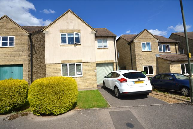 Thumbnail Detached house for sale in Bluebell Rise, Chalford, Stroud, Gloucestershire