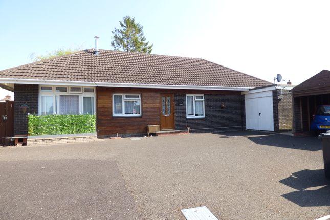 Thumbnail Detached bungalow for sale in Tomlins Lane, Gillingham