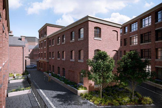 Thumbnail Property for sale in The Copperworks, Sloane Street, Jewellery Quarter, Birmingham