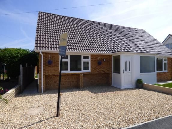 2 bed semi-detached house for sale in Burgess Close, Hayling Island