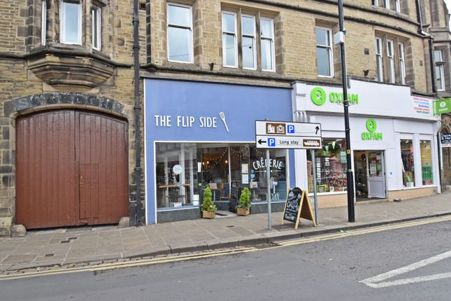 Thumbnail Restaurant/cafe for sale in Swadford Street, Skipton