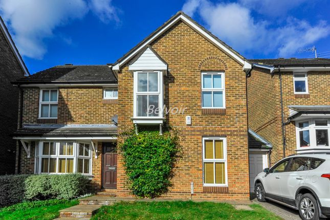 Thumbnail Link-detached house for sale in Windmill Rise, Kingston Upon Thames