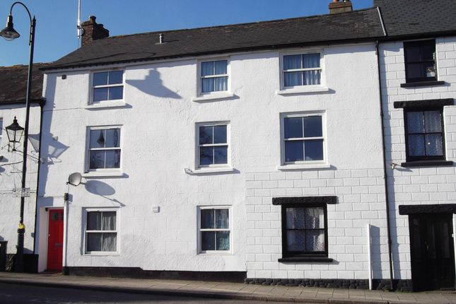 Thumbnail Flat to rent in St. James Court, St. James Street, Okehampton