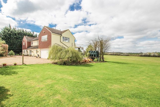 Thumbnail Detached house for sale in Barton Road, Silsoe