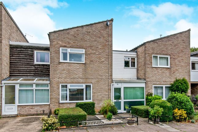 Thumbnail Terraced house for sale in Ridley Road, Bury St. Edmunds