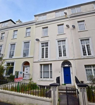 1 bed flat for sale in Derby Square, Douglas